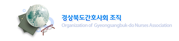 경상북도간호사회 조직 : Organization of  Gyeongsangbuk-do Nurses Association